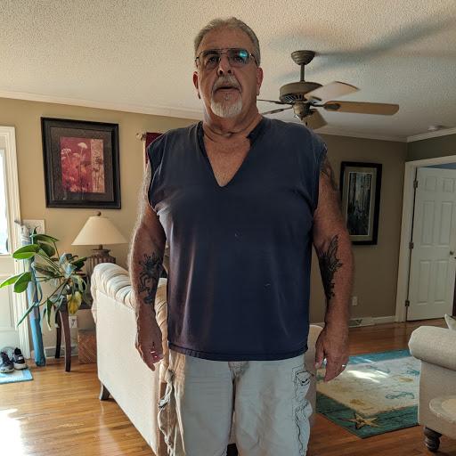 Paul P weight loss over 50 pounds Myrtle Beach Murrells Inlet South Carolina